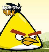 Angry Birds. Чак. Книжка-картинка